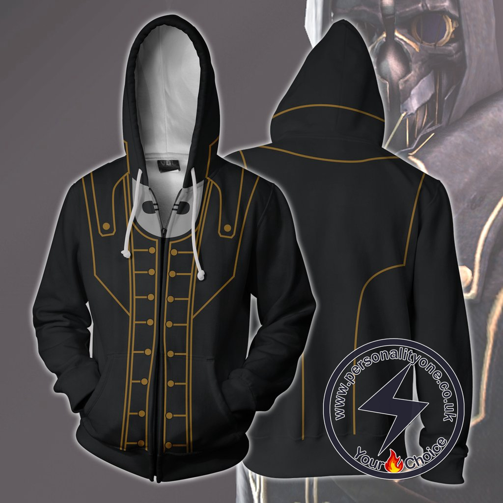 Dishonored Hoodie - Corvo Attano Jacket