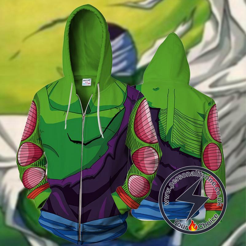 Dragon Ball Z Piccolo Hoodie Jacket