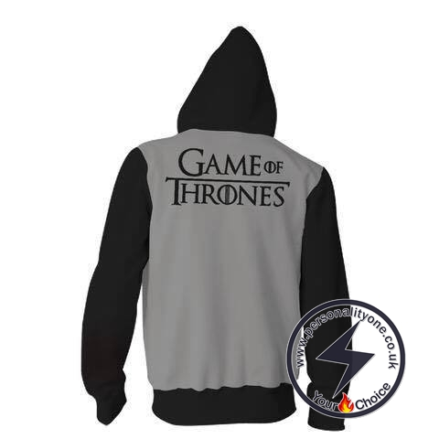 Game of Thrones Hoodie - Winter is Coming Jacket