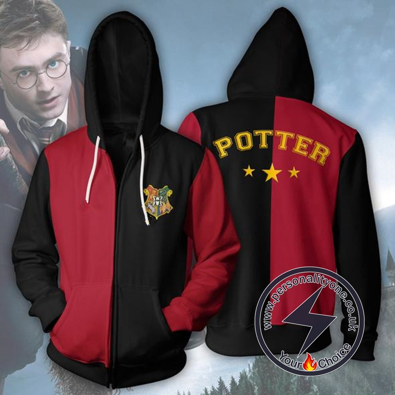 Harry Potter Hoodie - Triwizard Jacket