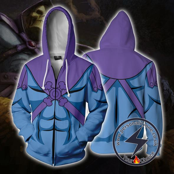 Master of the Universe Hoodie - Skeletor Jacket