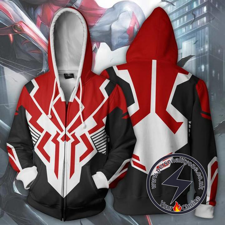Spiderman Hoodie - Spider-man 2099 Vol 3 Jacket