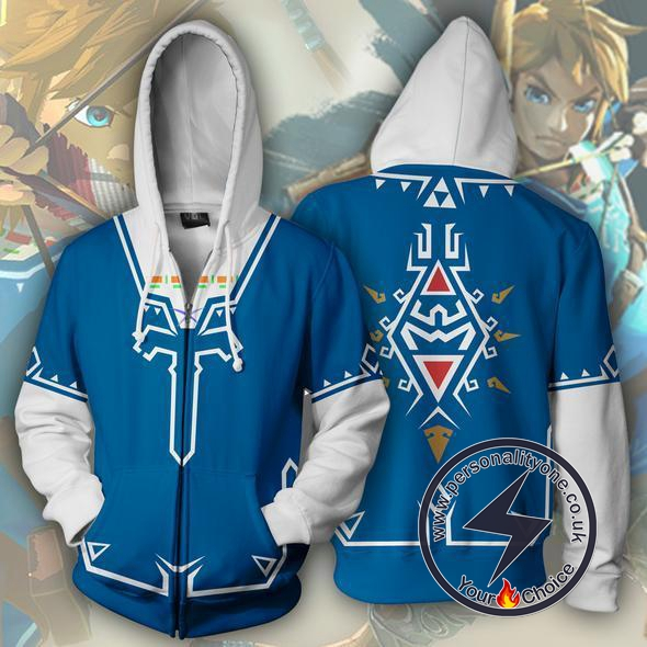 The Legend of Zelda Hoodie - Unisex Jacket