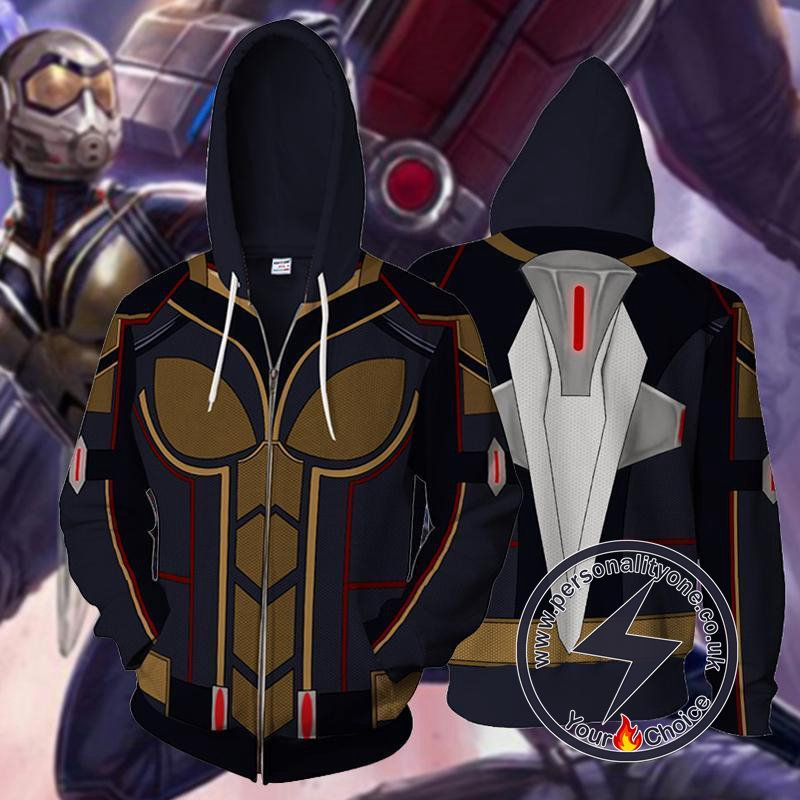 The Wasp Hoodie Jacket