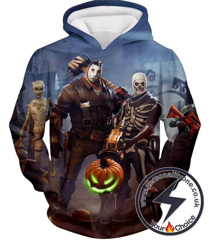 Fortnite Hoodie Battle Royale Halloween Skins