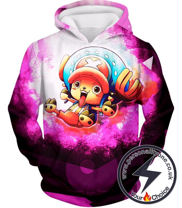 One Piece Cool Straw Hat Pirates Doctor Tony Tony Chopper Awesome Hoodie