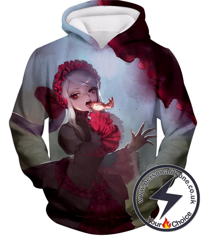 Overlord Cool Shalltear Bloodfallen The Bloody Valkyrie Awesome Anime Hoodie
