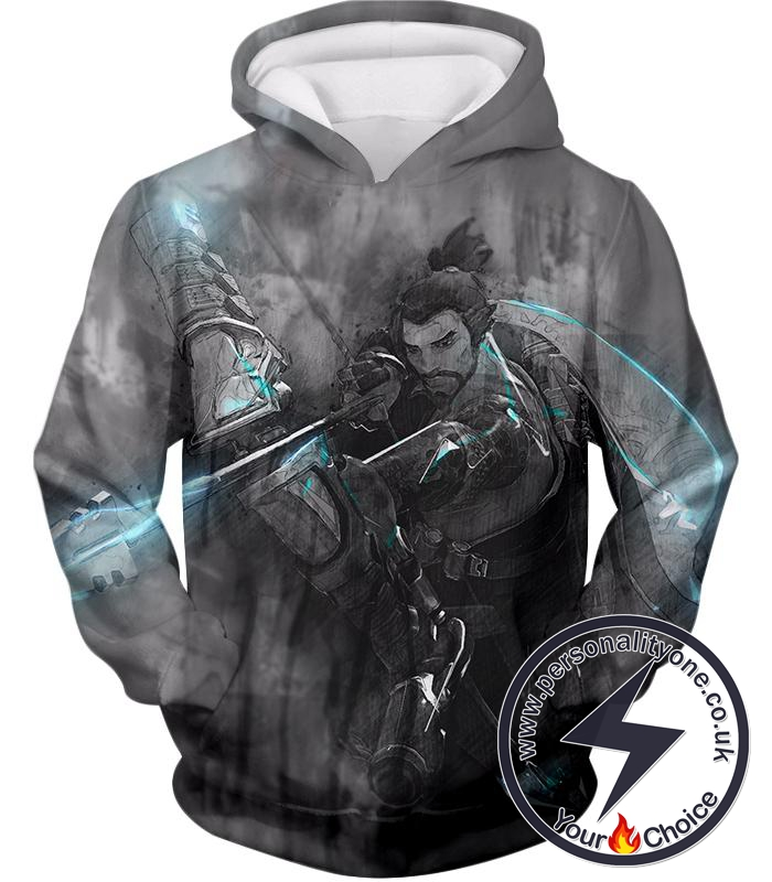 Overwatch Deadly Former Shimada Clan Master Hanzo Hoodie