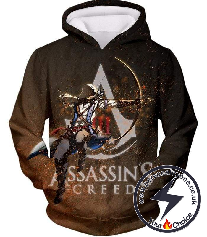 Ultimate Action Adventure Game Assassin's Creed Promo Hoodie