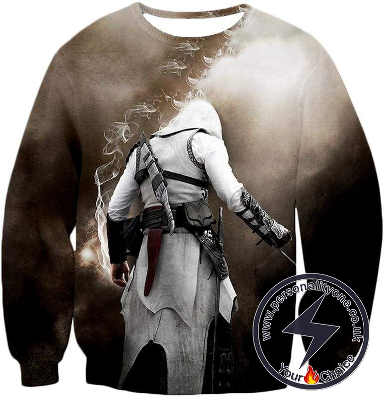 Assassins Legend Altair Ibn-LaAhad Cool Action Promo Sweatshirt