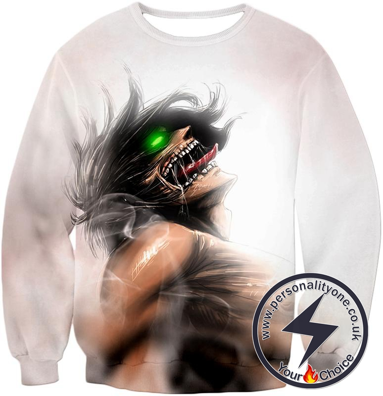 Attack on Titan Always Cool Survey Soldier Captain Levi Sweatshirt