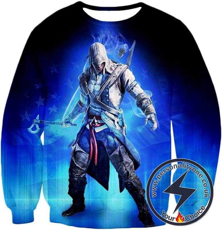 Incredible Assassin Ratonhnhake:ton Awesome Promo Sweatshirt