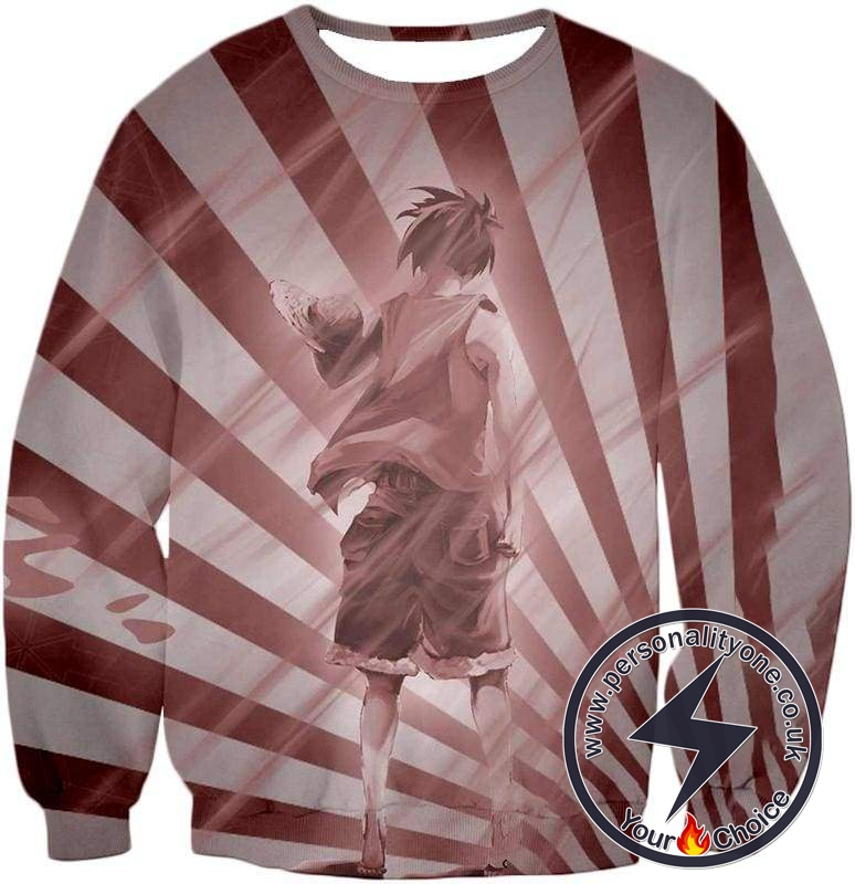 One Piece Cool Pirate Captain Straw Hat Luffy Dreams Sweatshirt