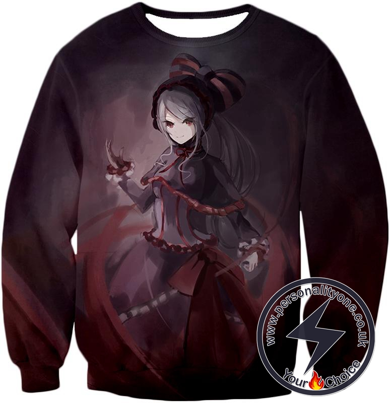 Overlord Shalltear Bloodfallen The True Vampire Cool Anime Promo Sweatshirt