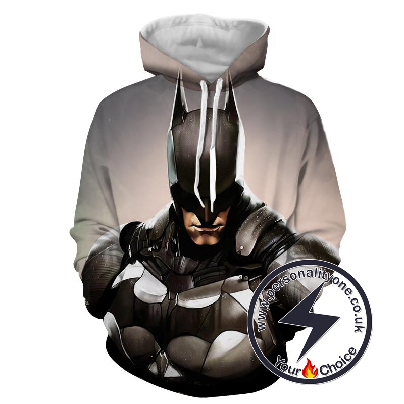 Batman - Batman 3D - Hoodies