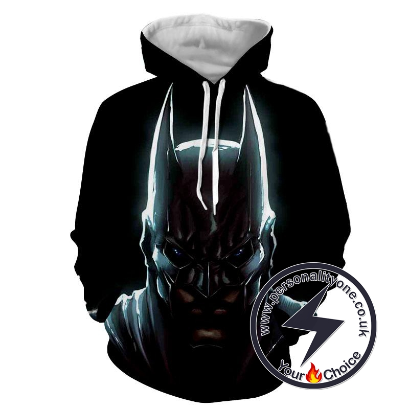 Batman - Dark Batman 3D - Hoodies