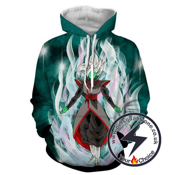 Dragon Ball Z - Zamasu 3D - Hoodies