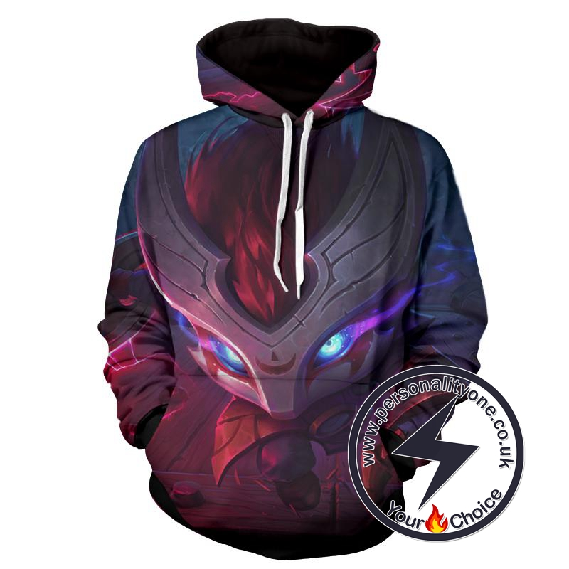 League Of Legends - League Of Legends Sweat Shirt - League Of Legends Hoodies