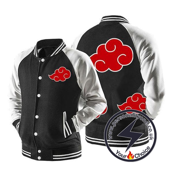 Naruto - Akatsuki Zip Up - Jackets
