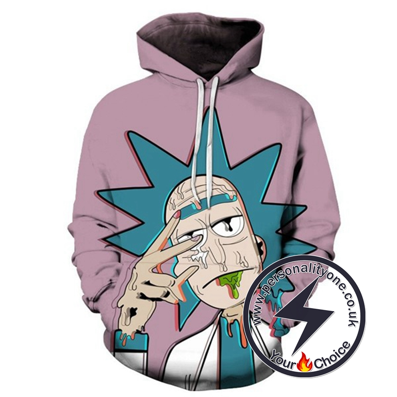 Rick Sanchez Funny Sweater