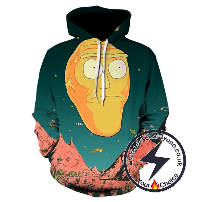 Show Me What You Got Giant Head Hoodie