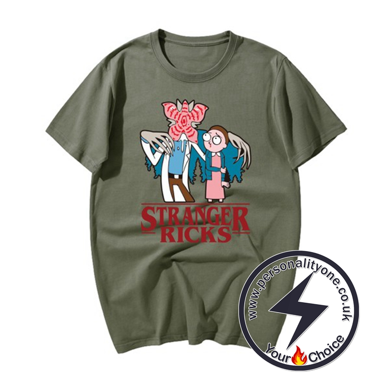 2020 Funny New Design T-shirts ArmyGreen