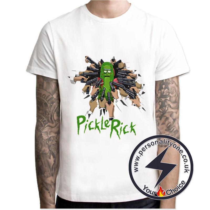 Awesome Pickle Ricks T-shirt