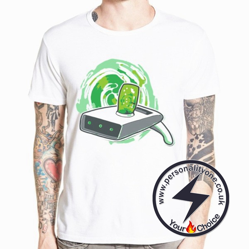 Men's Rick and Morty T-shirt