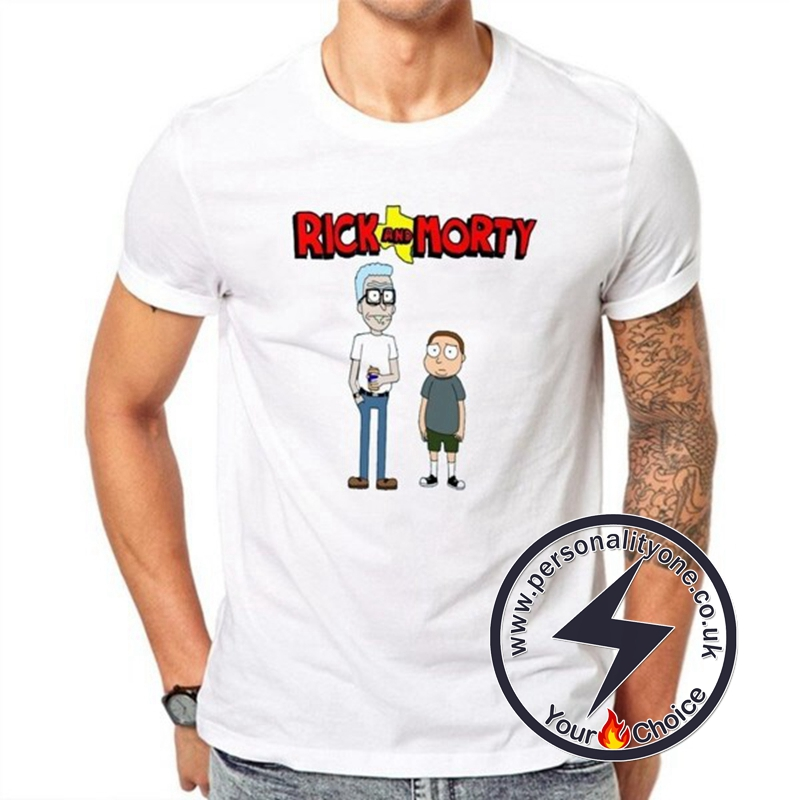 Rick And Morty Weird Style T-shirt